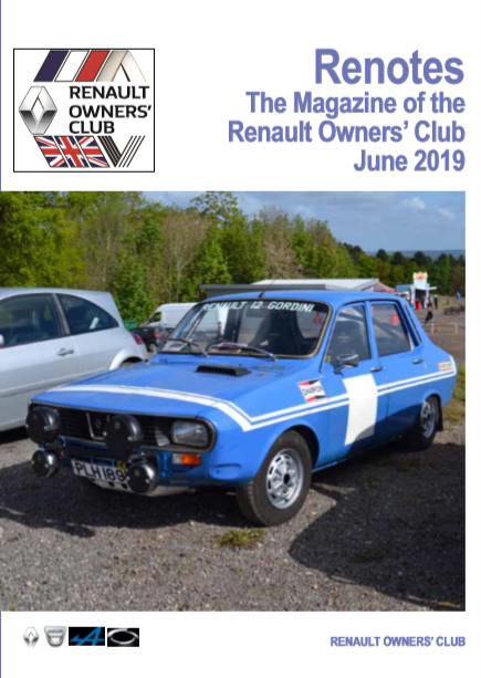 Magazines - Renault Owners Club